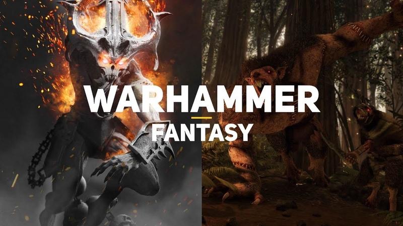 Всё, что нужно знать о вселенной Warhammer Fantasy