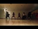 Dance Practice DUDU публичные стажеры