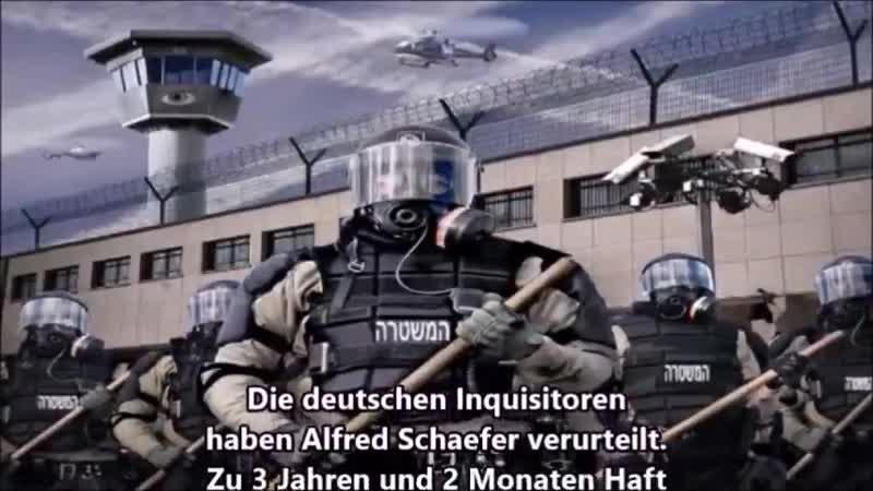 Alfred vs. BRD - deutsch