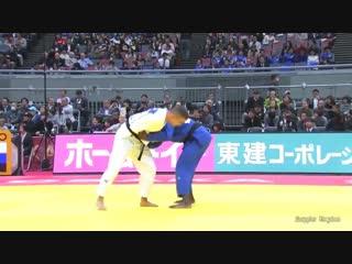 BEST ippon Judo Grand slam Osaka 2018 day 1 male #bjf_judo