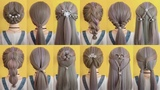 30 Amazing Hair Transformations - Easy Beautiful Hairstyles Tutorials