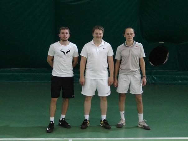 Первенство ТК «Чемпион» 2016 на призы «Теннис-склад». Мастерс