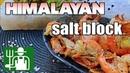 400 DEGREE Salt to Cook Beautiful PRAWNS Low Carb Recipe