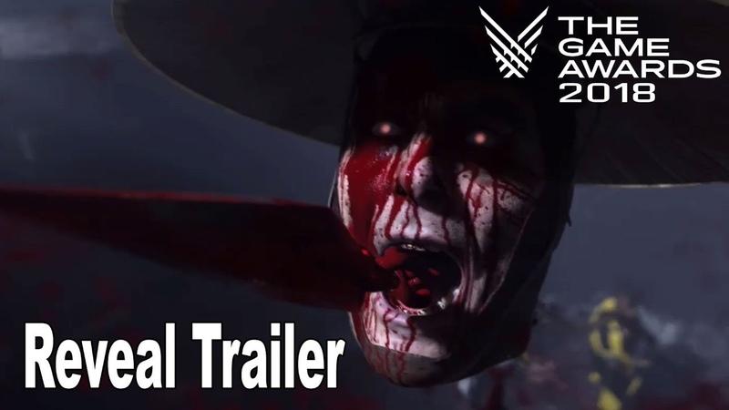 Mortal Kombat 11 - The Game Awards 2018 Reveal Trailer [HD 1080P]