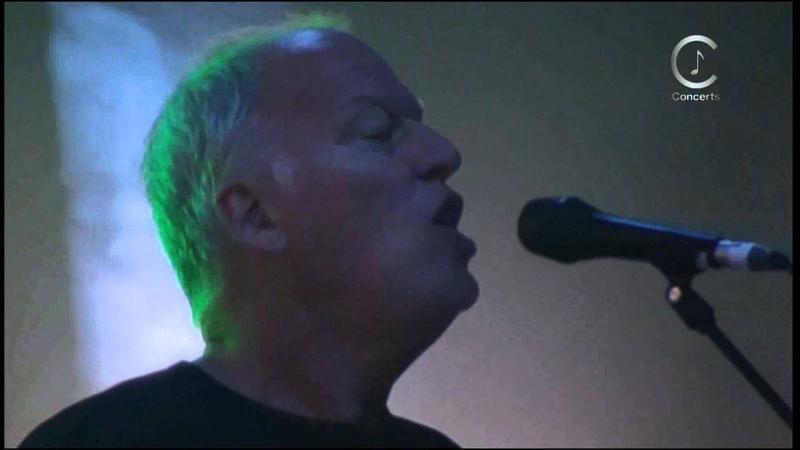 David Gilmour - Comfortably Numb (Live In Gdansk 26.08.2006)