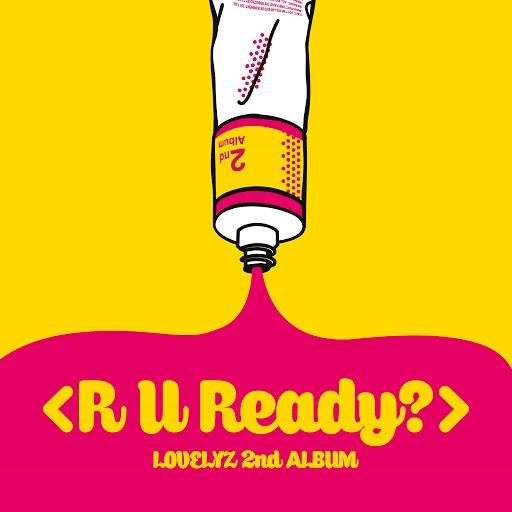 Lovelyz альбом Lovelyz 2nd Album (R U Ready?)