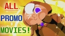 Cookie Run - Cookie Wars All NEW Promo Animations! 6/7/18