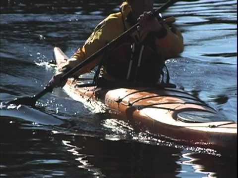 The Ideal Forward Stroke - Sea Kayak Technique