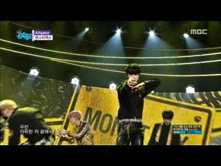 MONSTA X (몬스타엑스) - Alligator [Show Music core 09.03.2019]