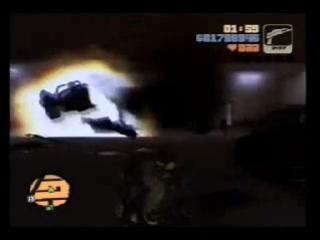 GTA III action movie