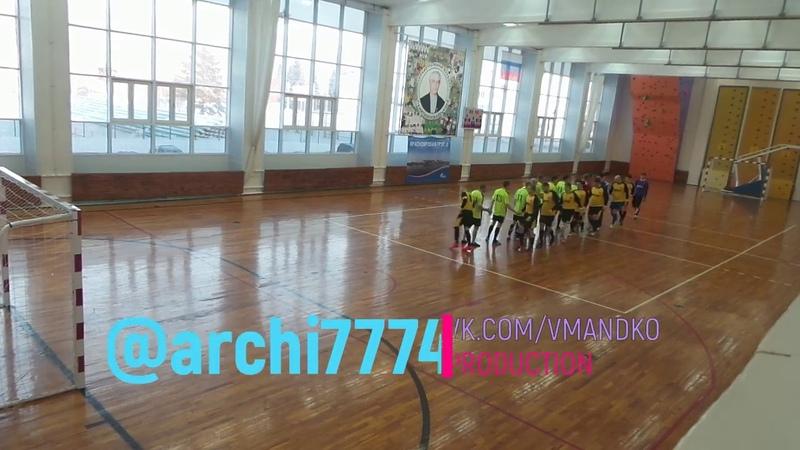 Обзор матча Мечта 9 6 Энергия Зеленогорск Чемпионат города 9 12 2018