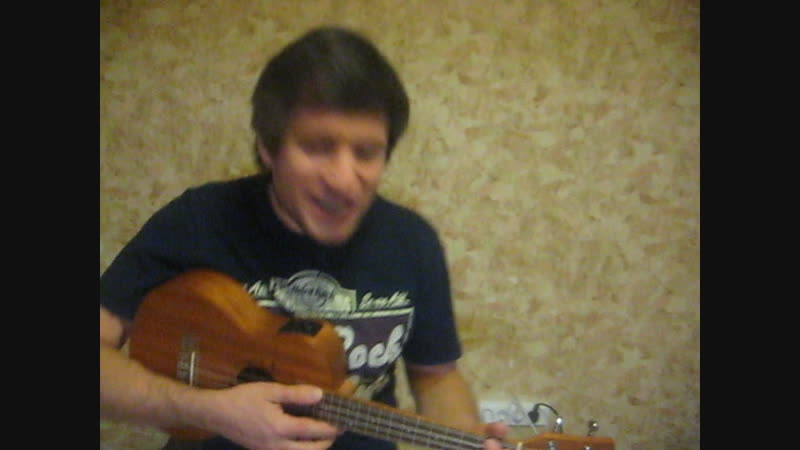 MiZZiE - Ships in the Night (Mat Kearney ukulele cover)