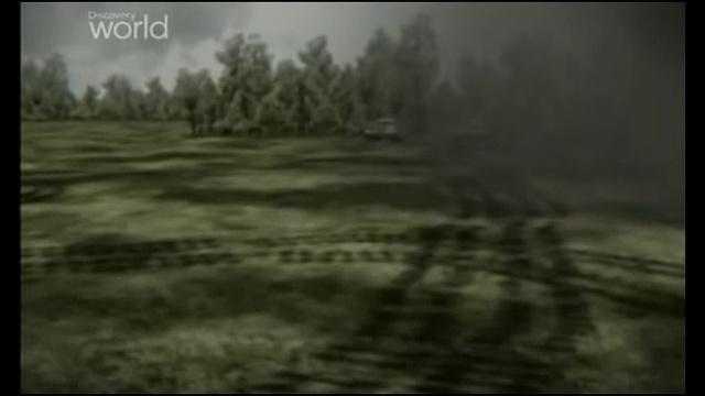 Великие танковые сражения 1 сезон 7 серия. Битва за Нормандию / Greatest Tank Battles (2009)