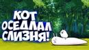 THE BATTLE CATS НОВЫЙ КОТ НА СЛИЗНЕ В БАТЛ КЭТС I Slug Jockey Cat I Sliming to Victory