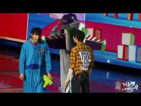 Fancam 190127 VIXX Game @ VIXX ST★RLIGHT 5TH FAN MEETING V TOY STORY