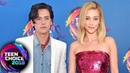 COUPLE Cole Sprouse And Lili Reinhart At Teen Choice Awards 2018