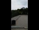 Свято-Георгиевский монастырь. Гроза.