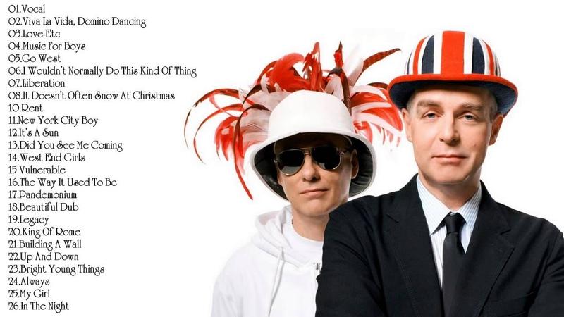 Pet Shop Boys Best Song ||| Pet Shop Boys 's Greatest Hits