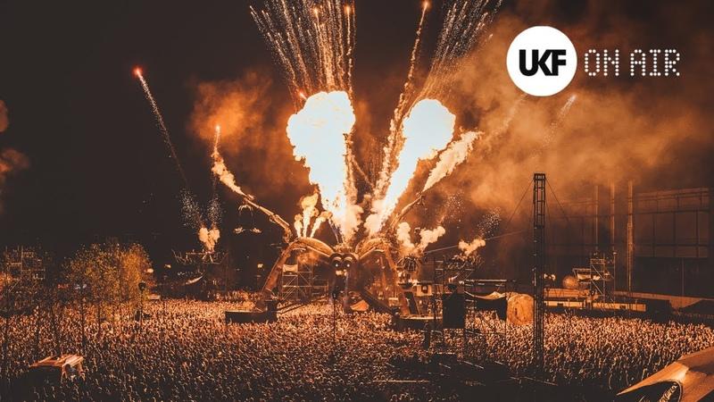 Noisia - UKF On Air x Arcadia (DJ Set)