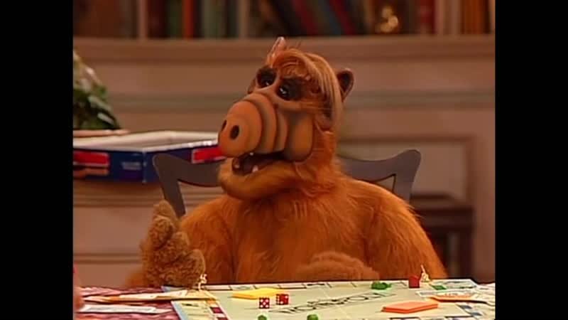 Alf Quote Season 3 Episode 18_Глаза