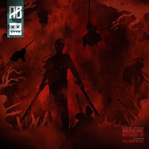 Agressor Bunx альбом Massacre EP