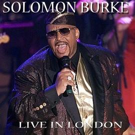 Solomon Burke альбом Live In London