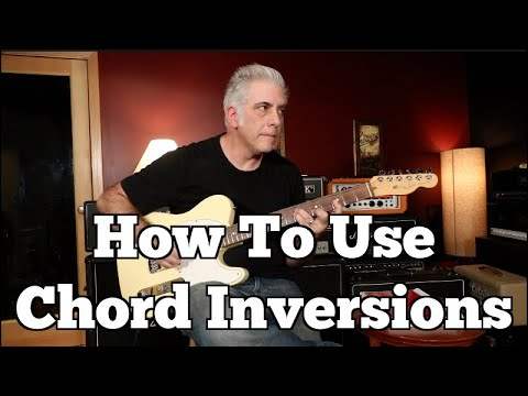 How To Use Chord Inversions!