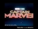 Слитый тизер фильма Капитан Марвел 😍