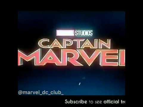 Слитый тизер фильма «Капитан Марвел» 😍