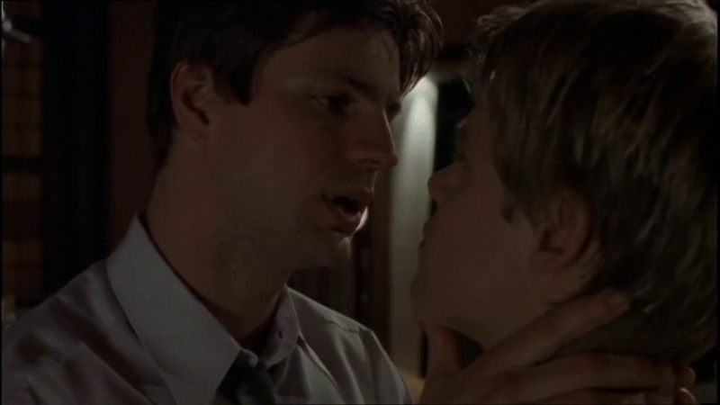 QAF 220 You were the poor hapless victim of a love bashing