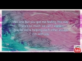 Jonas Blue ft JP Cooper Perfect Strangers (lyrics)