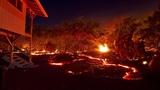 August 4, 2018 Waiting for Lava Surge. Hawaii Volcano Eruption Update K