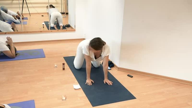 Инь Йога - разблокировка сердечной чакры и избавление от боли в плечах | Akaal Yoga