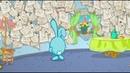 Смешарики 2D лучшее Все серии подряд - старые серии 2007 г. 4 сезон Мультики для детей
