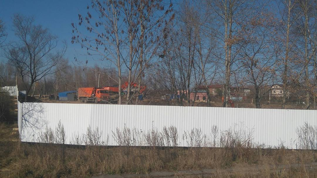 Начались работы по строительству новых корпусов Комсомольского онкологического диспансера.