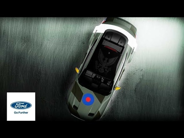 The 2018 Eagle Squadron Mustang GT: 100th Anniversary of the RAF | Mustang | Ford