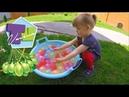BUNCH O BALLOONS - САМЫЙ КРУТОЙ ОБЗОР! Весело Играем водяными бомбочками Банчо Баланс!