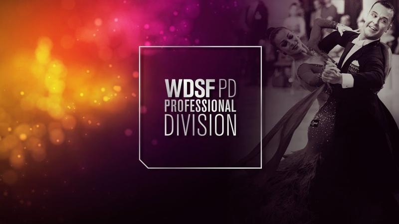 2018 PD World Cup STD | Semi-Final | DanceSport Total