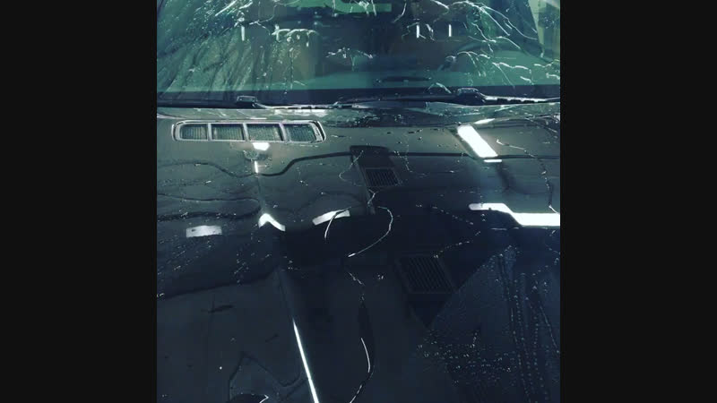 Машина обработана жидкий полимер Hydro Shine