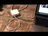 MacBook с USB-C можно взломать по кабелю зарядки