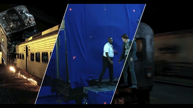 The Commuter - VFX Breakdown by Cinesite