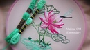 Embroidery: Stem Stitch | Bordado: Punto de tallo