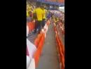 Японские болельщики убрали за собой мусор после матча с Колумбией