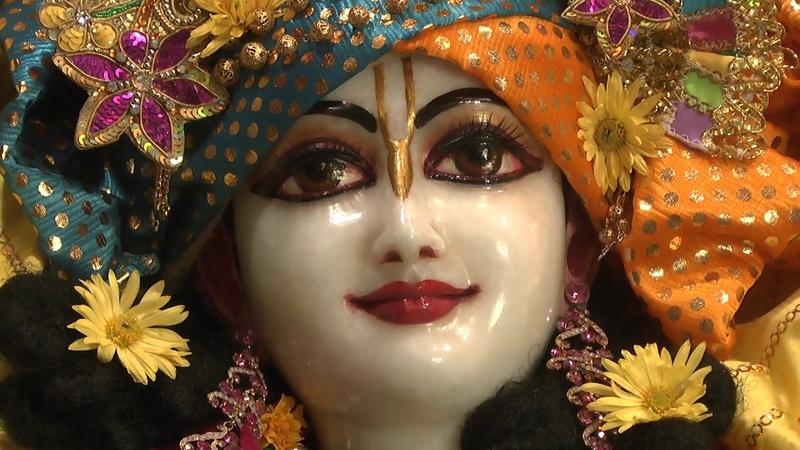 14.10.2018 Temple New Purushottama kshetra ISKCON Dnipro Ukraine