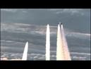 Pilot filmt einen anderen Jet beim Versprühen von Chemtrails! NIX mit Verschwörungstheorie,TEILEN