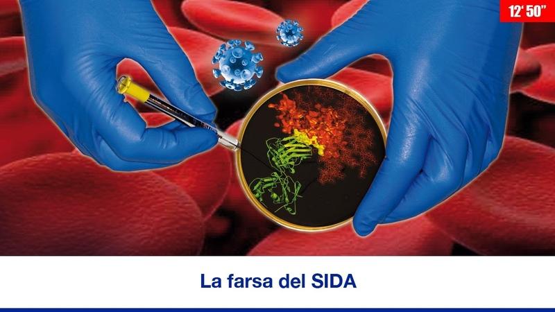 LA FARSA DEL SIDA (12 50)
