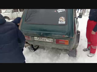Сибирь Off-road - Live ОРМ МВД 8