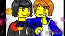 Lego Ninjago: Jay x Cole Let Me Love You ft💕.