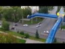 Недавний дрифт на перекрестке Вокзальная - Худайбердина