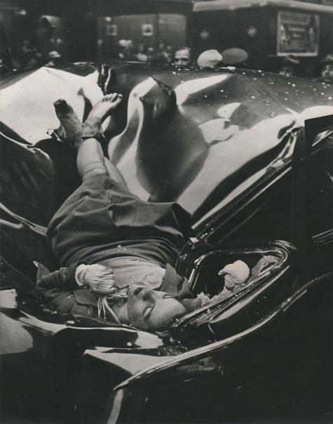 Нью-Йорк, 1 мая 1947 года